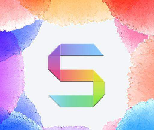 爱情色彩电脑主题